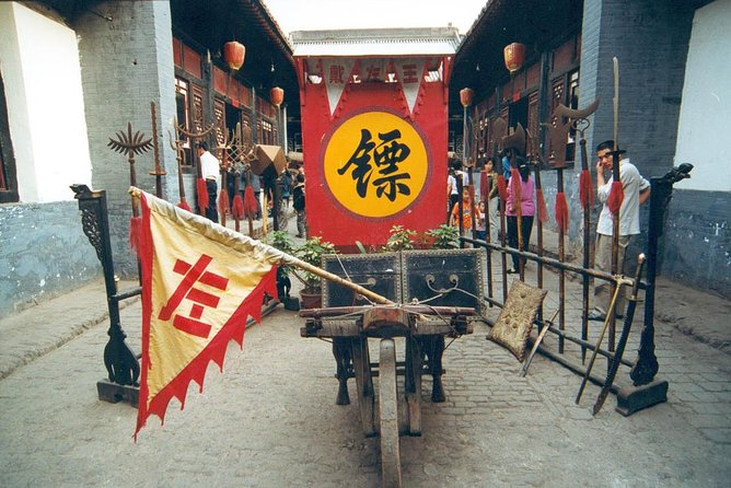 2-Day Private Pingyao Tour by High Speed Train from Beijing