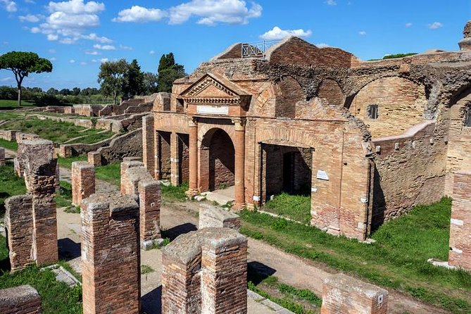 Ostia and Cerveteri with Driver - Private Tour from your Accommodation in Rome