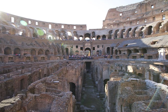 Colosseum Underground and Roman Forum Tour photo 7