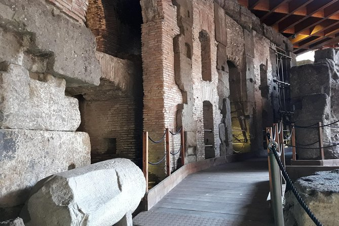 Colosseum Underground and Roman Forum Tour photo 12