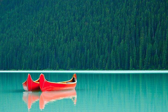 Banff, Jasper, Yoho and Waterton Lake National Parks In-Depth Tour from Calgary