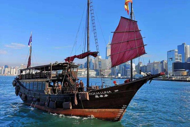 Victoria Harbour Cruise by Aqua Luna
