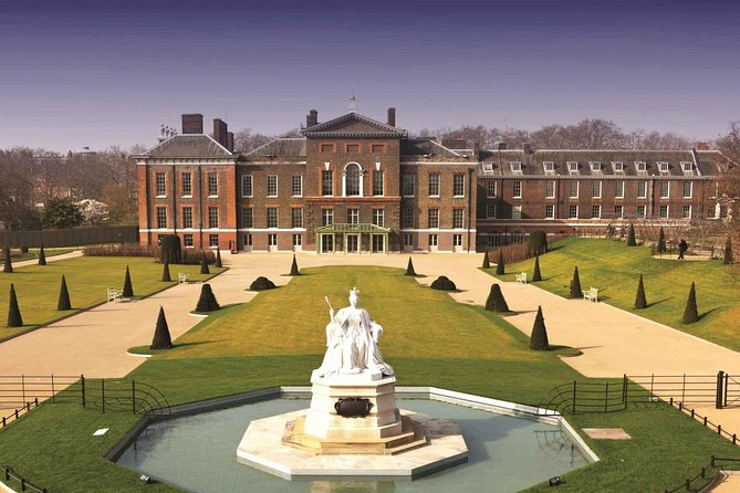 Enter Kensington Palace & The London 30+ Sights Tour
