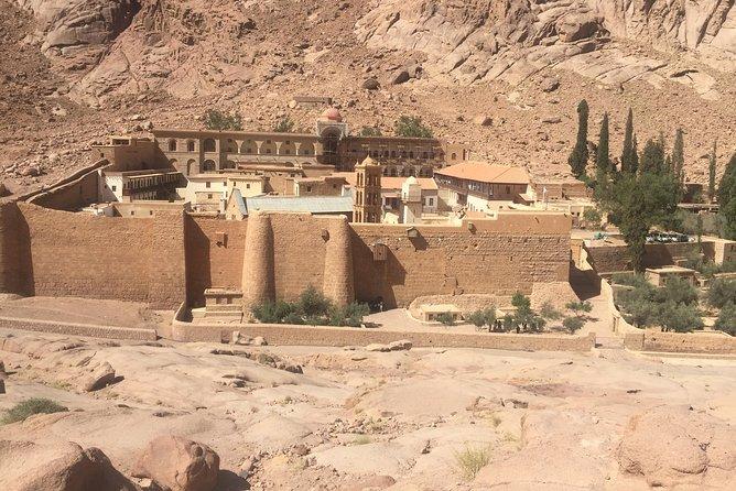 Visit st. Cathrien monastery