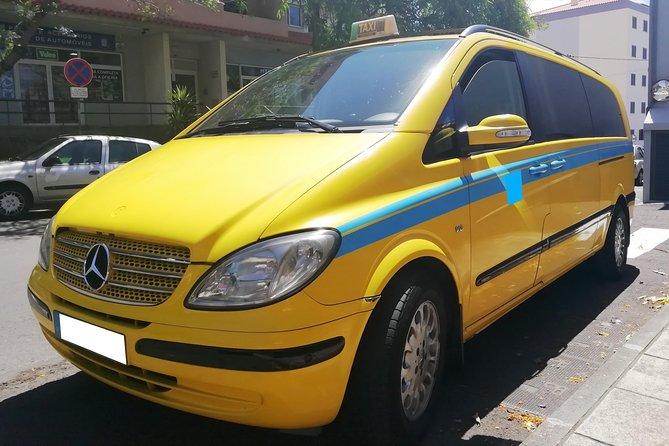 Minibus Transfer: Madeira Airport - Funchal