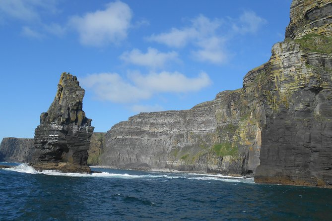 From Limerick: Aran Islands & Cliffs of Moher, including Cliffs of Moher Cruise