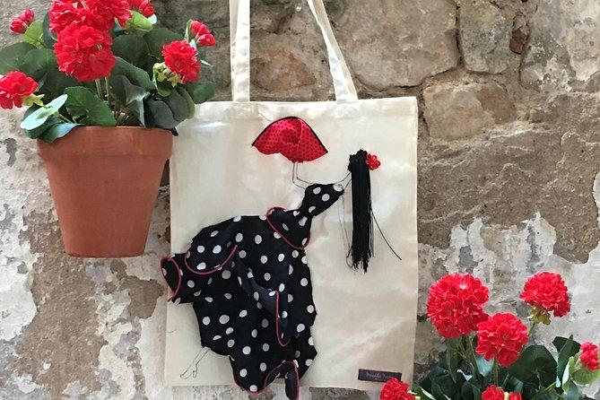 Make A Flamenco Bag With A Designer