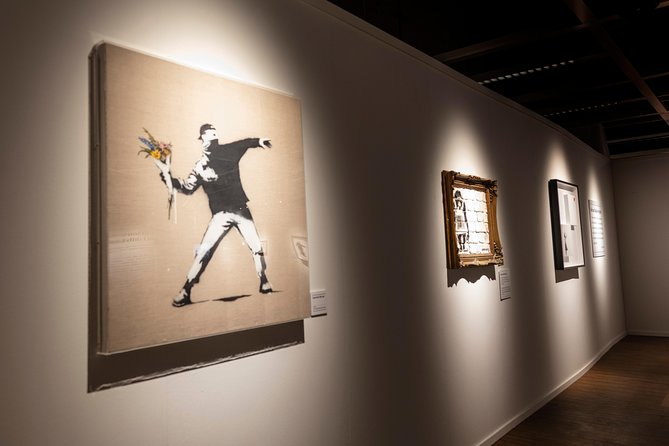 The Art of Banksy - The Unauthorized Private Collection