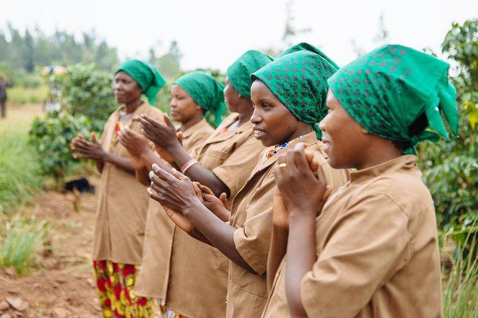 Women-led Coffee Farm Trek