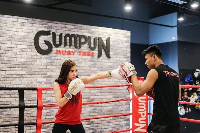 Climax Muay Thai Group Training @Gumpun, Korat