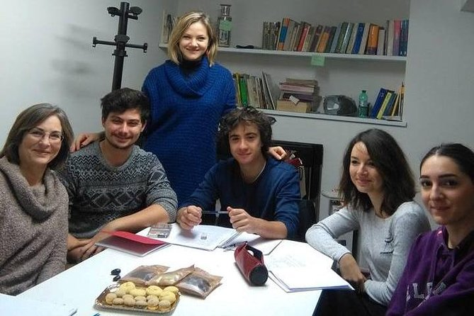 Super intensive course of Italian language and culture