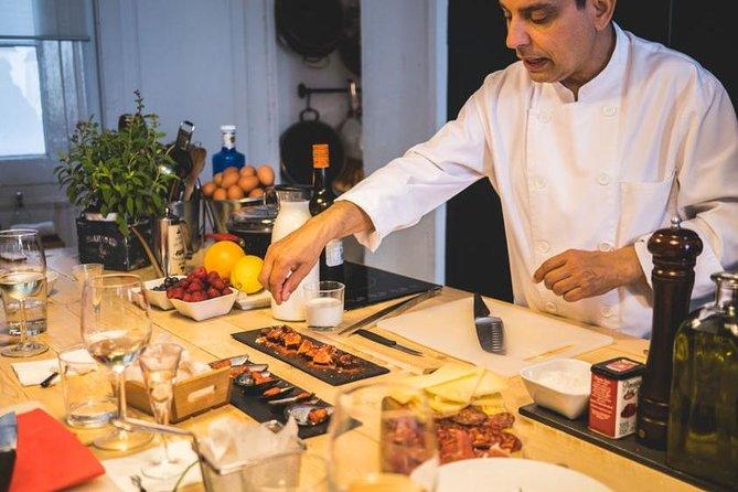 Mediterranean Cooking Workshop in Barcelona