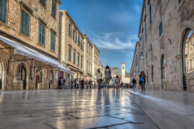 Dubrovnik Above Beyond, Srdj drive & guided Old Town PRIVATE SHORE EXCURSION