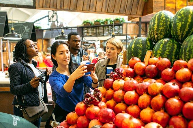 Moscow city + Metro + Food tour