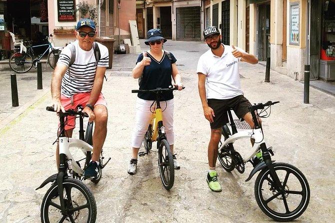 1 Hour E-bike Tour in Palma de Mallorca