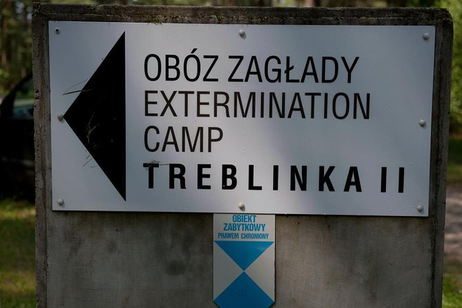 Half Day Treblinka Concentration Camp Small Group Tour from Warsaw with Lunch