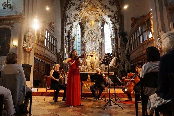 Concert - Vivaldis Four Seasons: St. Michael's Church, Vienna