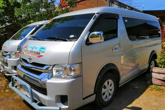 Puerto Princesa - El Nido | Private Van Transfer