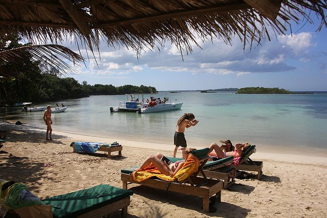 Half Moon Private Beach and Calico Jack's Private Island Excursion