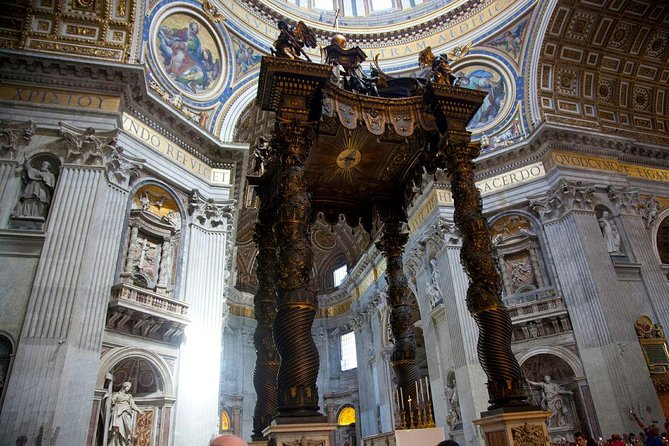 Private Vatican Museums Tour with Sistine Chapel & St. Peter's Basilica photo 10