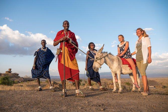 6 Days Authentic Masai Culture Safari in Tanzania