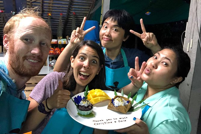 Private Dinner Cooking Class with Benny in Chiang Mai photo 31