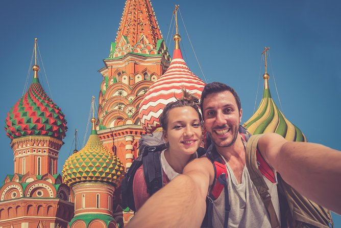 Private Weekend Citysightseeing tour around Moscow city by car or minivan