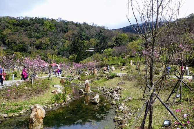 Private Tour: Beitou, Yangmingshan & Tamsui Day Tour (English Speaking Driver)
