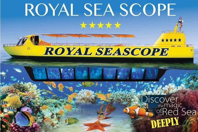 Royal Sea Scope Semi Submarine - Marsa Alam