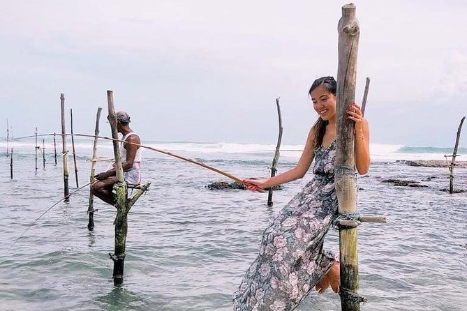 Galle Day Trip With Stilt fishing Experience From Colombo photo 3