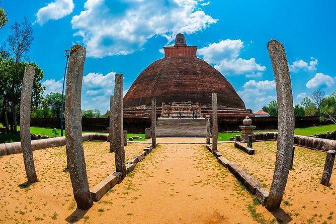 Full Day Tour To Anuradhapura From Negombo photo 3