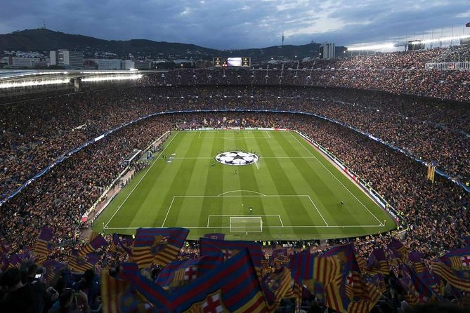 Camp Nou - Home of Champions: FC Barcelona Museum and Tour
