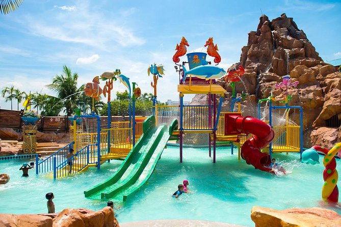 Leisure World One-Day Admission Tickets with Transfer from Colombo
