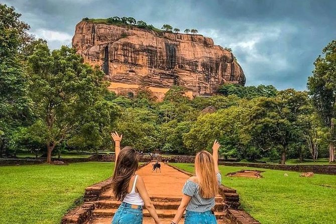 Private Sigiriya & Dambulla Day Tour From Colombo