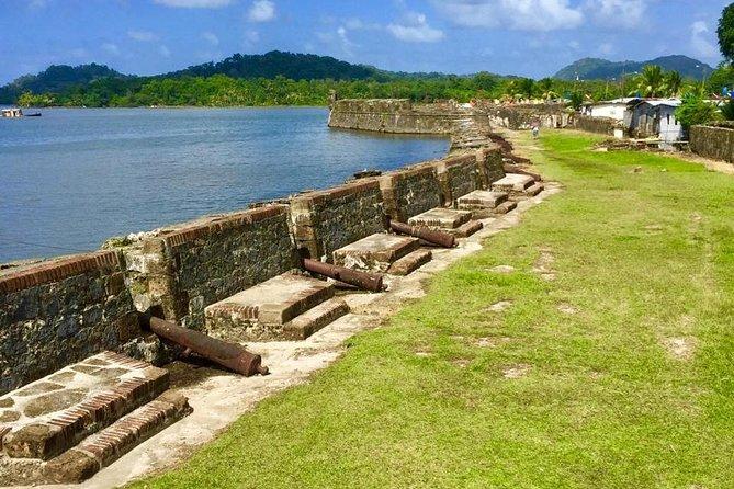 Descubra as fortalezas coloniais espanholas no Panamá