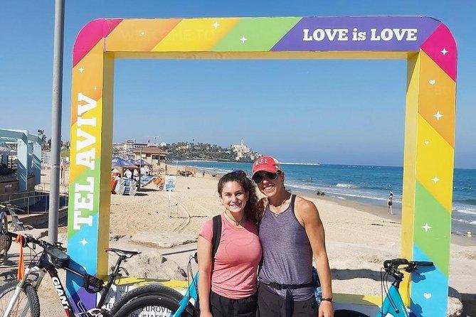 Tel Aviv Jaffa Guided Bike Tour