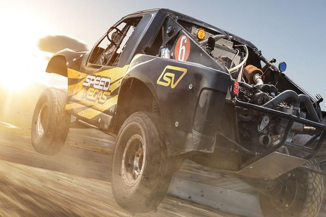 Desert Off-Road Truck & Exotic Supercar Driving Experience Combo in Las Vegas