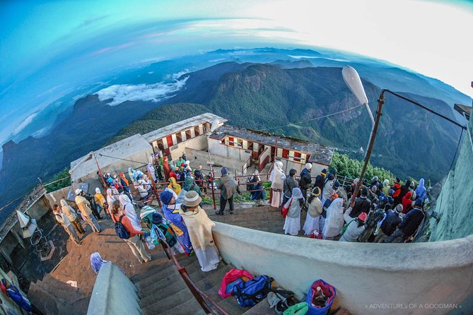 Visit Adam's Peak from Colombo