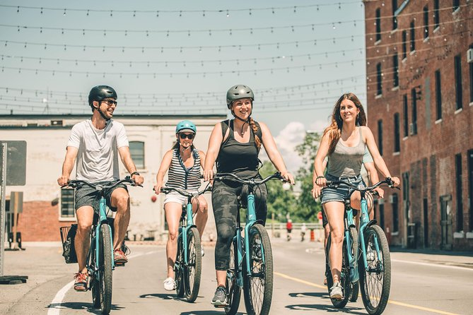 Ottawa Bike Tour: Hoods & Hidden Gems