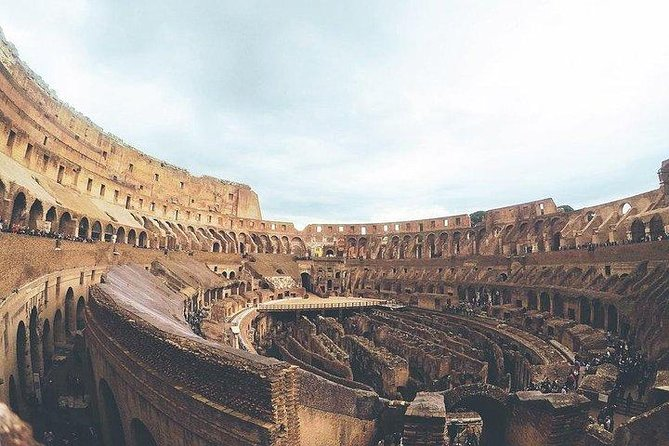 Colosseum, Roman Forum and Palatine Hill Tour photo 3