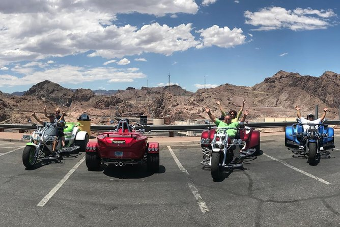 Hoover Dam Trike Tour photo 44