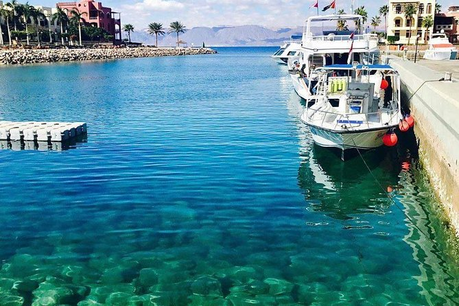Joyful Roads: Dead Sea - Aqaba