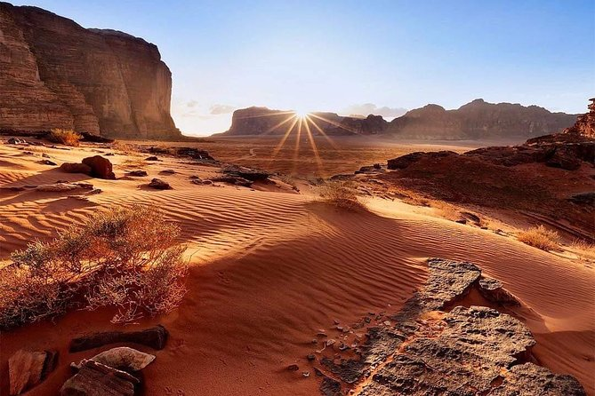 Joyful Roads: Dead Sea - Wadi Rum