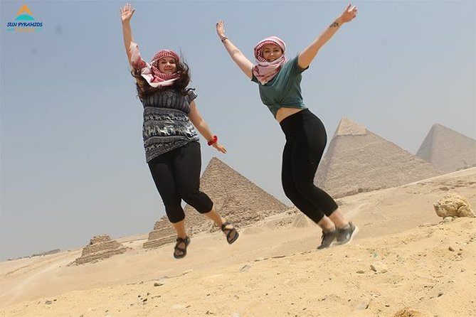 Tour to Pyramids & The Egyptian Museum and old cairo photo 1