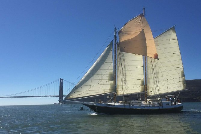 Come Sailing with us aboard a classic 72' Tall Ship Schooner-up to 49 passengers