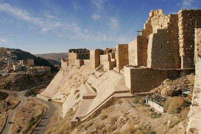 Joyful Roads: Dead sea - Al Kerak Castle