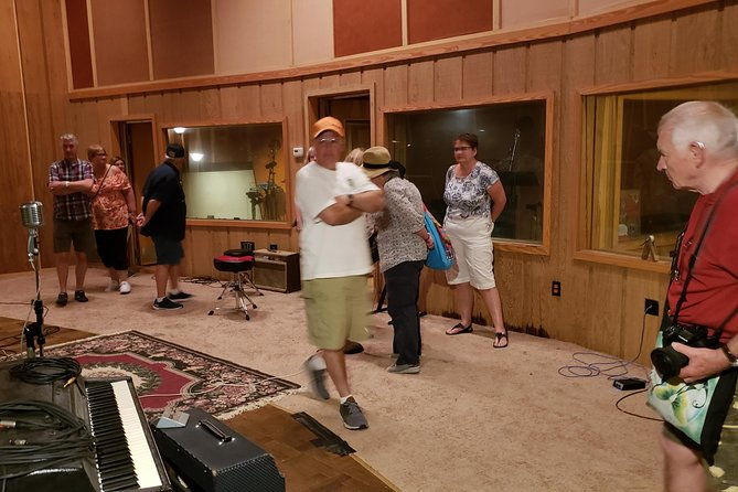 Muscle Shoals VIP Music Tours