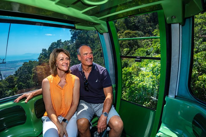 Skip the Line: Kuranda Scenic Railway Gold Class and Skyrail Rainforest Cableway photo 3