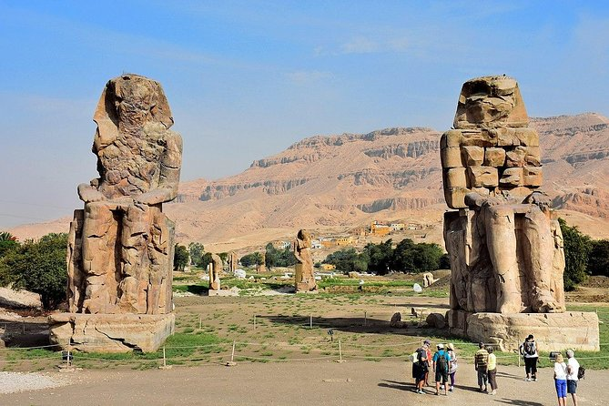 Luxor: Full-Day Tour of the East and West Banks
