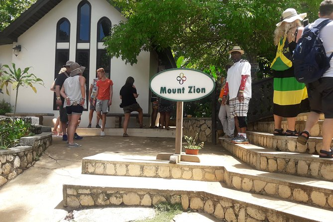 Nine Mile Day Trip from Montego Bay